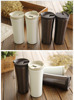 Double wall insulated heat resistance 4 Color 304 stainless steel Coffee Tumbler for Car
