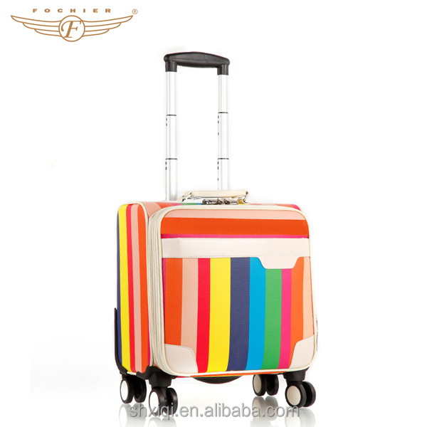 colorful cabin cases luggage for business