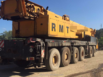 Price Second Hand Used Germany Rmt 200 Ton Truck Crane For