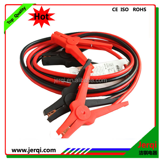 Black Red color 24v truck 1000A heavy duty booster cable