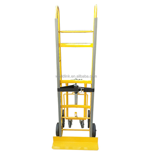Easy Pushing Metal Trolley Drum Utility Trolley