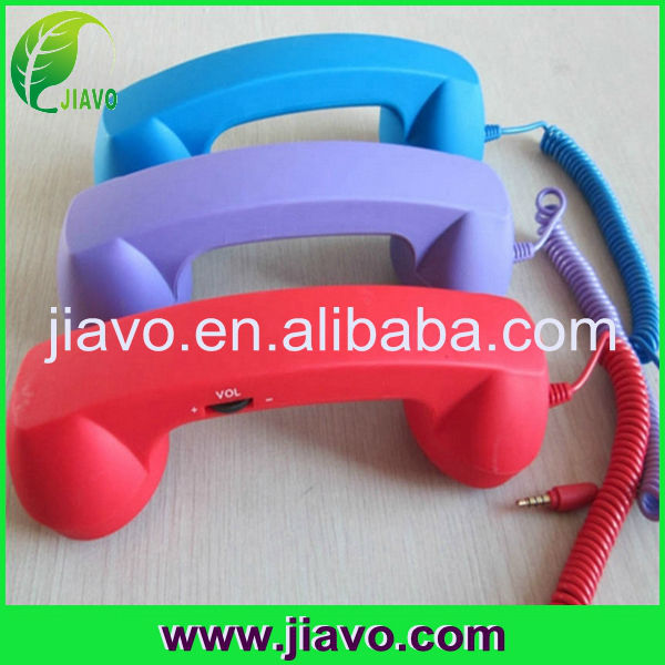Fashion style Retro handset for smartphone with cheap price
