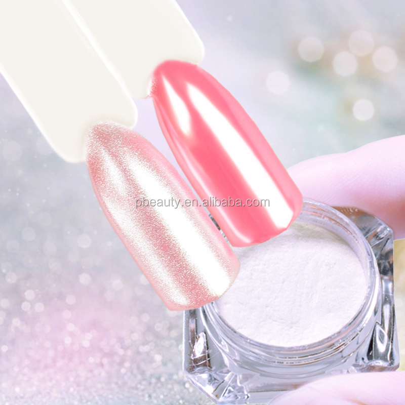 Bestselller Wholesale 0.2 g Shining Sparkle Diamantperlenpigmentstaubnagel-Acrylpulver für Nail Art