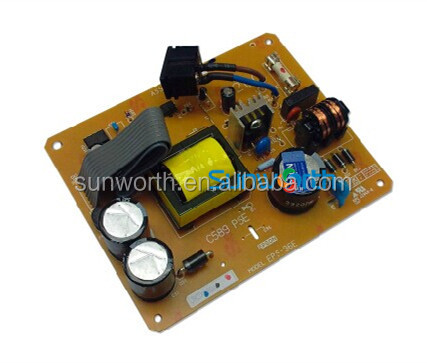 Power supply board for Epson R1390 R1400 R1800 power board Printer parts