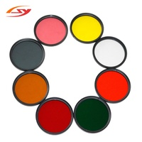Hot Sale 55mm Full Color Lens Filter Kit Camera Optical Color Filter