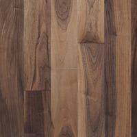 Factory price hand scraped American black walnut timber floor