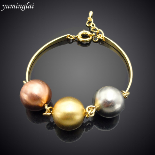 Gold plated costume italian fashion jewelry