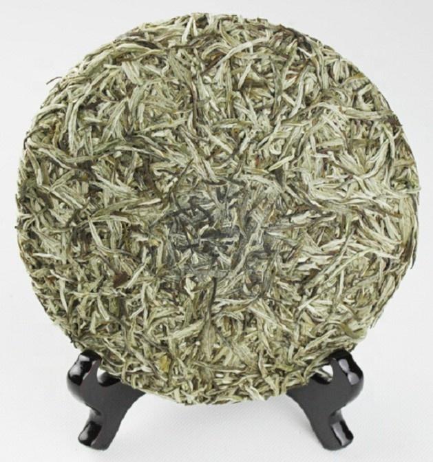 300gram Weight Collectible Fuding Compressed White Tea Yin Zhen Silver Needle Tea - 4uTea | 4uTea.com