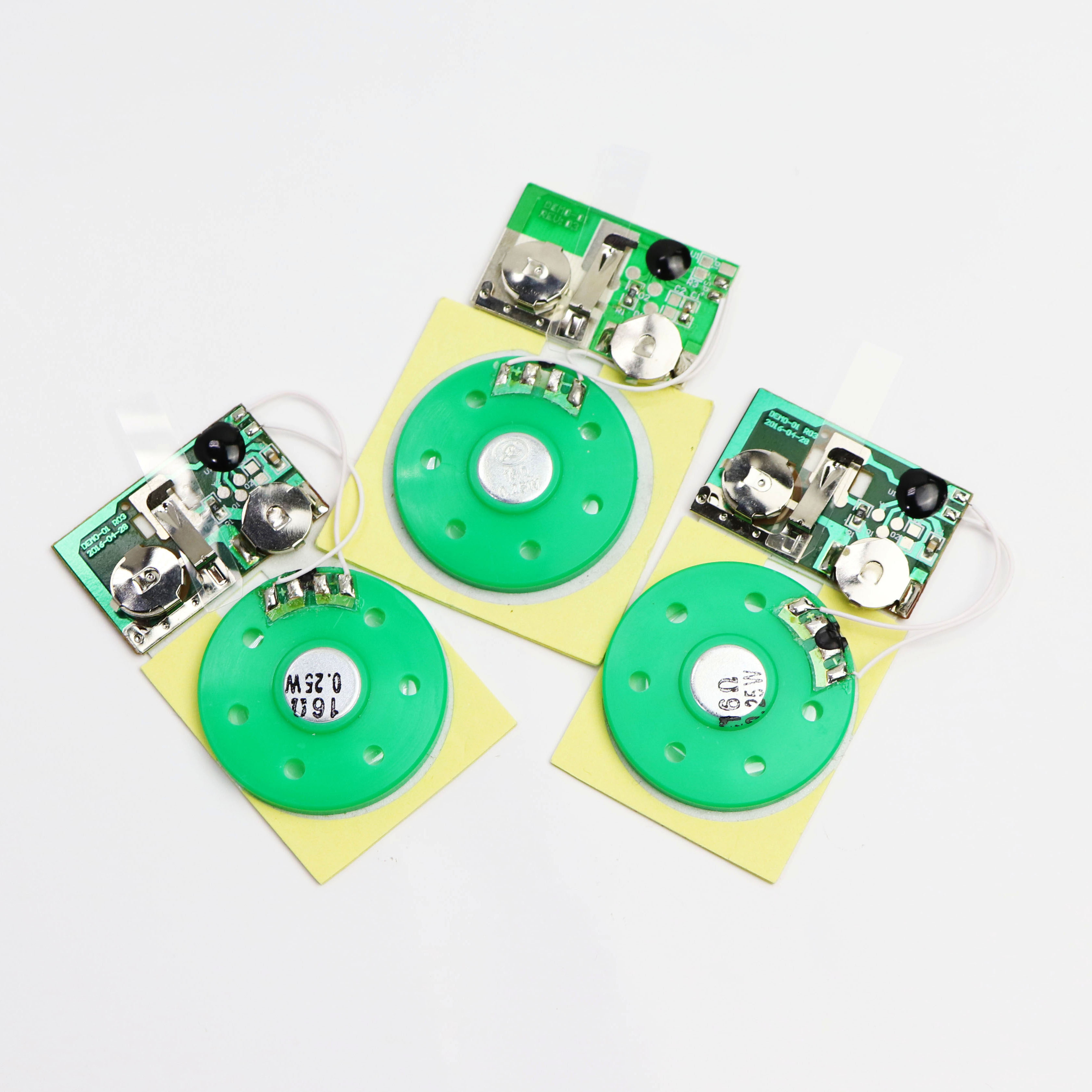 Greeting Card Sound Chip Recorder Voice Recordable Module