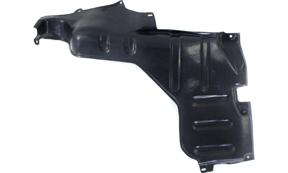 Plastic Driver Side Fender Splash Shield Front For Tracker 89-98