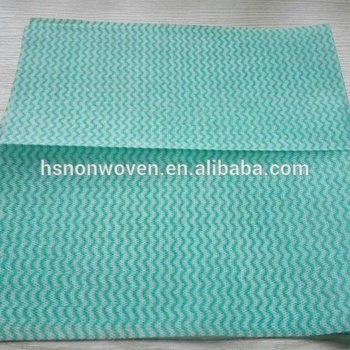 kitchen cleaning products spunlaced nonwoven cloth for household cleaning