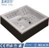 Luxury Balboa system square outdoor spa large plastic tubs portable hot tub spa pool outdoor spa M-3385