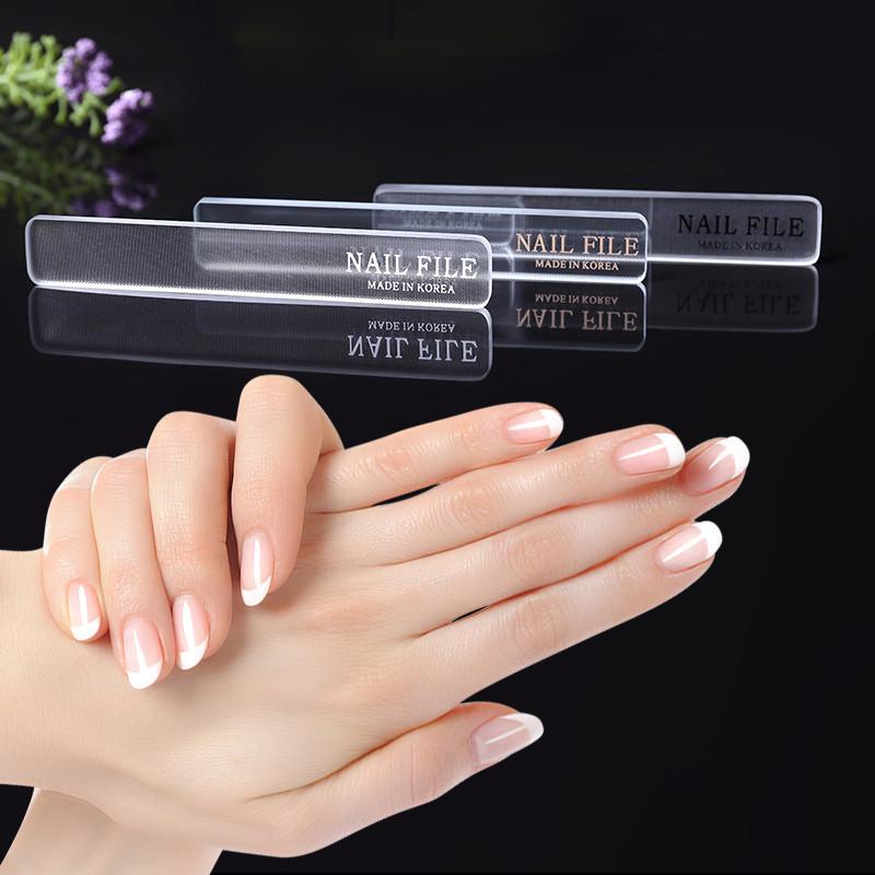 2018 Hot sale polish nano glass nail file