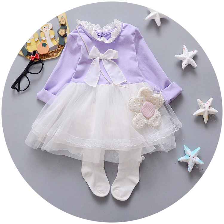 C71310A Baby Girl Dress 2016 Summer Sequin Baby Girl Clothes Princess Tutu Children's Dresses kids Clothes