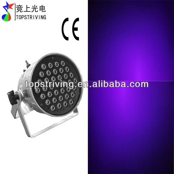 Led par 56 UV 3w stage back/uv lights