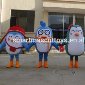 Custom made penguin costume for adult carnival cosplay penguin costume