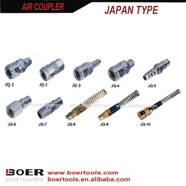 JAPANESE TYPE COUPLER.jpg  sc 1 st  Alibaba & Spray Gun Air Tools Air Coupler Quich Coupler Jq Seriese - Buy Air ...