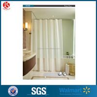 USA Vinyl Bath Drop Decoration PEVA Plastic Shower Curtain