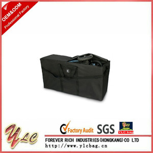Travel Bag Black Standard And Dual Stroller Protect Easily Carry Stroller With This Heavy-duty And Easy-to-use Storage Bag
