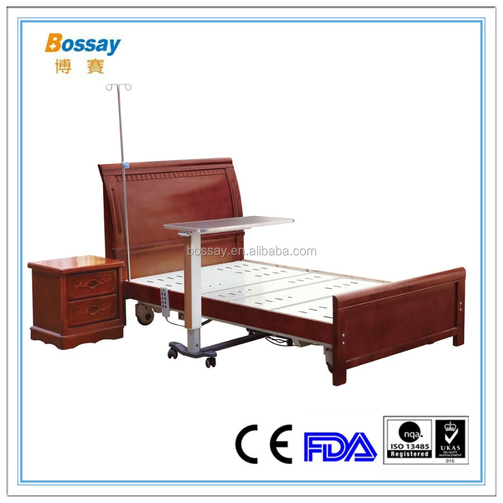 Three-Funtion Homecare Electric Bed