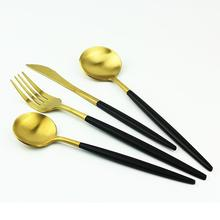 world best selling products dinnerware set spoon and fork case stainless steel cutlery