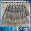 3105 aluminum corrugated sheet/plate for roofing