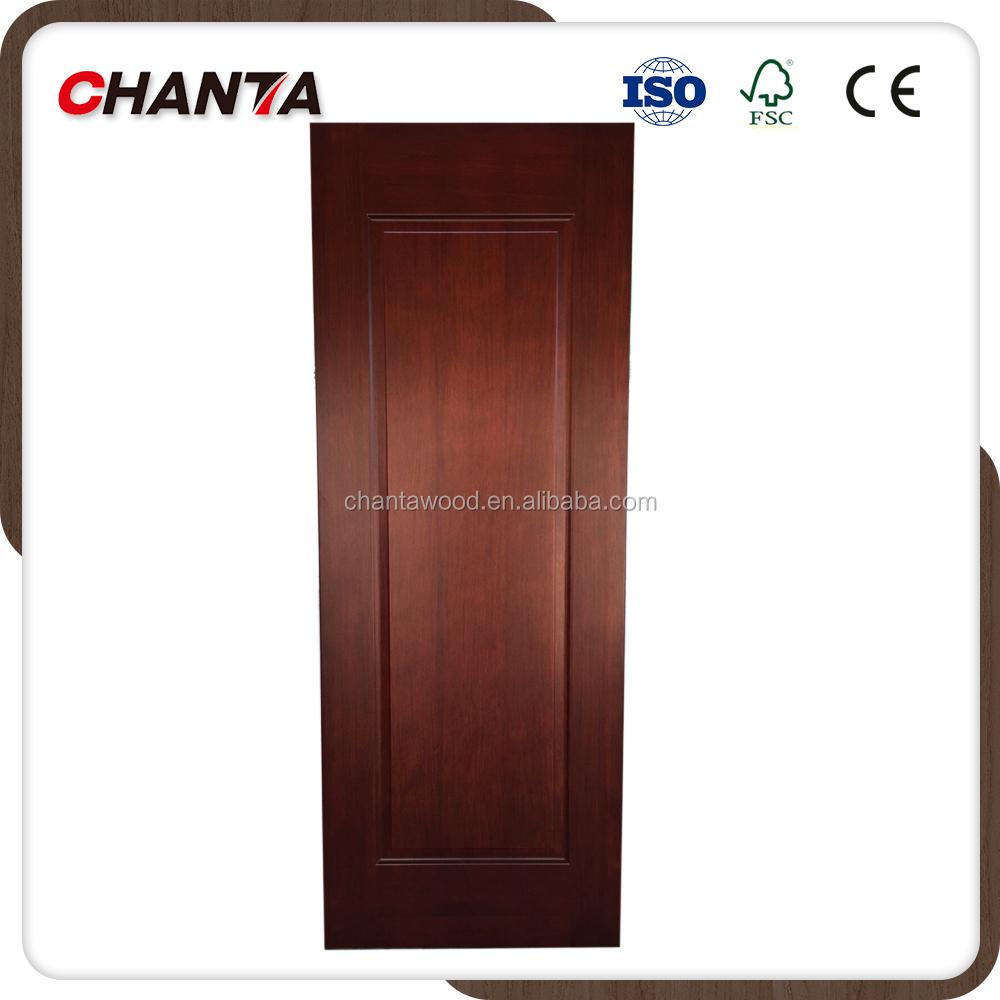 2016 cina all 39 ingrosso decorativo porta interna impiallacciatura di legno mdf prezzo della pelle - Prezzo porta interna ...