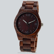 2015 Water Resistant Designer Wooden Watches Custom Logo His And Her Designer Watch Set
