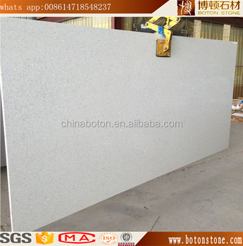 White Quartz Kitchen Floor Tile Prices, Cheap Price Quartz Stone Floor Tiles