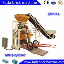 Concrete Hollow Block Making Machine / Block Production Line