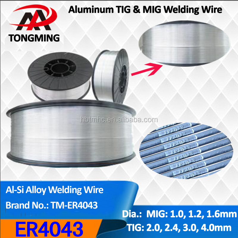 Welding Wire Er4043, Welding Wire Er4043 Suppliers and Manufacturers ...