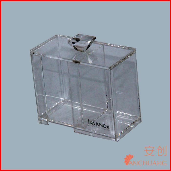 A4 Acrylic Box_ Clear Acrylic Letter Box_ Round Clear Box Acrylic ...