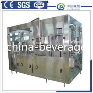 Hot sale and high efficiency beverage and bottle water filling machine