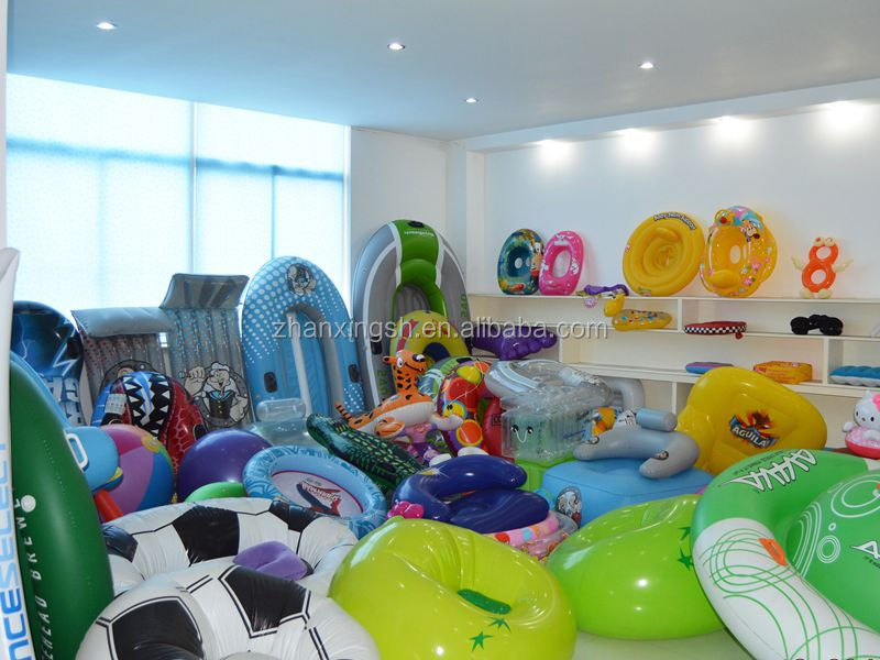 Various Animal Cow Shape Design PVC Inflatable Baby Swimming Ring Float Seat Boat