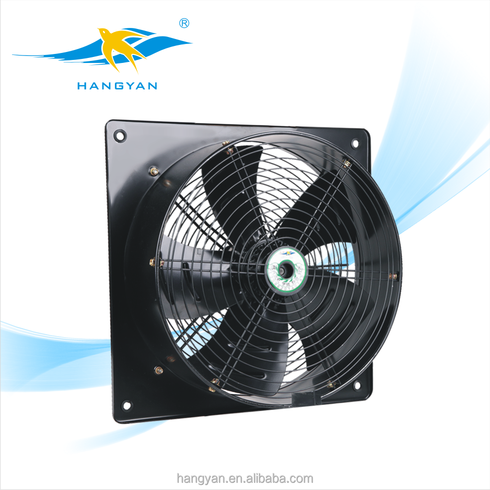 1400rpm three phase four poles smoke extract fan