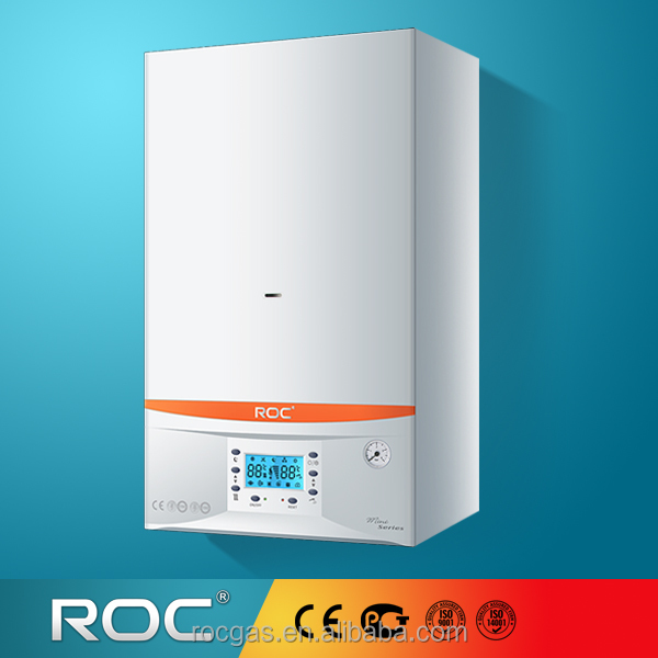 ROC High efficiency wall hung Gas Boiler from China, 24 years manufacturer