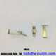 Brass Copper contact Metal Stamping Parts for power strip