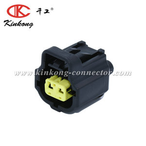 kinkong 2 way female plug electrical waterproof wire housing auto connector for Toyota Tyco/Amp 178392-2/11062/10737