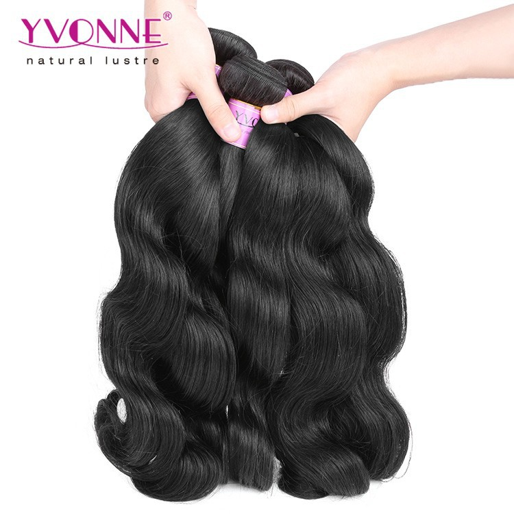 Raw Virgin Malaysian Hair Extensions