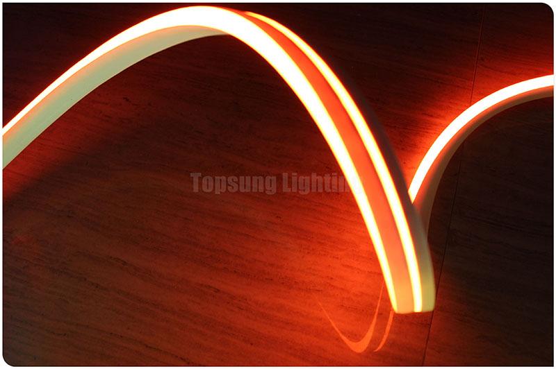 Christmas holiday flat 11x 19mm 24v led neon hose light white 120SMD/M