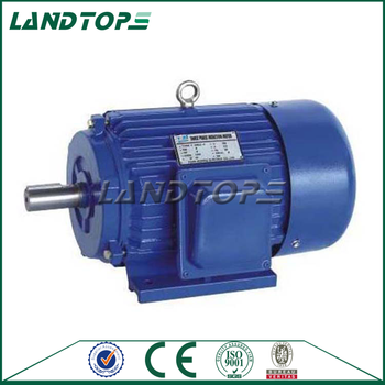 Y160m 6 Three Phase Two Pole Vertical Hollow Shaft Top
