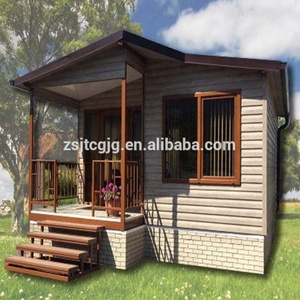 Holiday livings home nice design cheap durable prefab house modular homes tiny house
