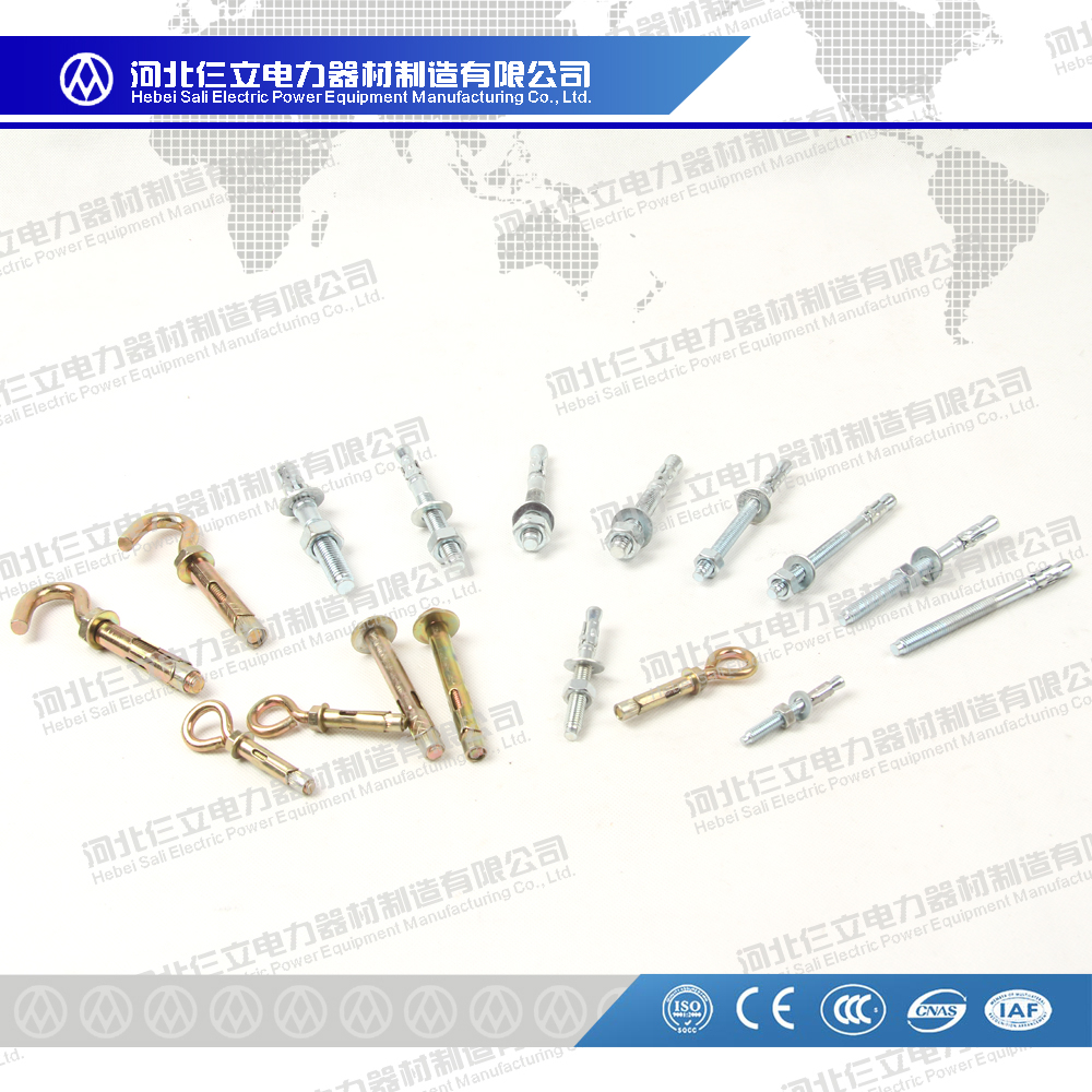 Galvanized steel hex bolt/nut and bolt/hex bolt for sale