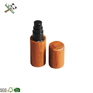Eco-friendly Bamboo BB Cream bottle Cosmetic Packaging From China