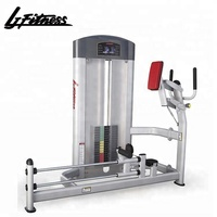 Hot Selling Gym Glute Kickback Training Machine Use for Gluteus LJ-5515-10