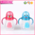2016 popular bpa free bird cartoon 280ml/210ml pp baby feeding bottle free sample