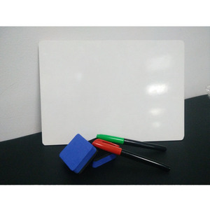 Lapboard Magnetic Double Sided Dry Erase Frameless Whiteboard Set Dry Erase Lapboard Set With Erasers And Markers