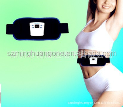 Beauty And Health Care Vibrating Massage Slimming Belt Fashion Electronic Pulse Body For Slimming Losing Weight Machine