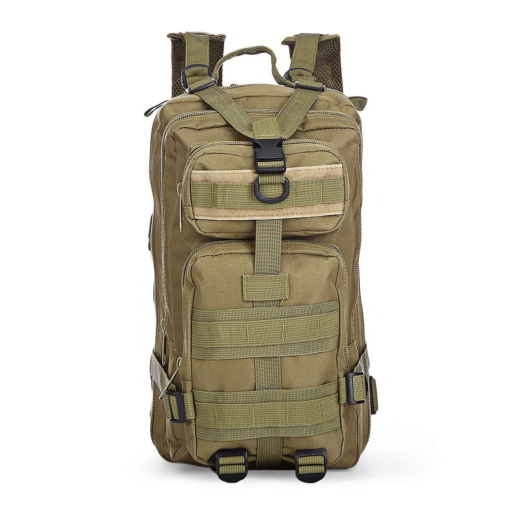 ad0e28dbe Get Quotations · Outlife Men Women Outdoor Camping Hiking Backpack 3P Military  Army Tactical Backpack Trekking Sport Travel Backpack