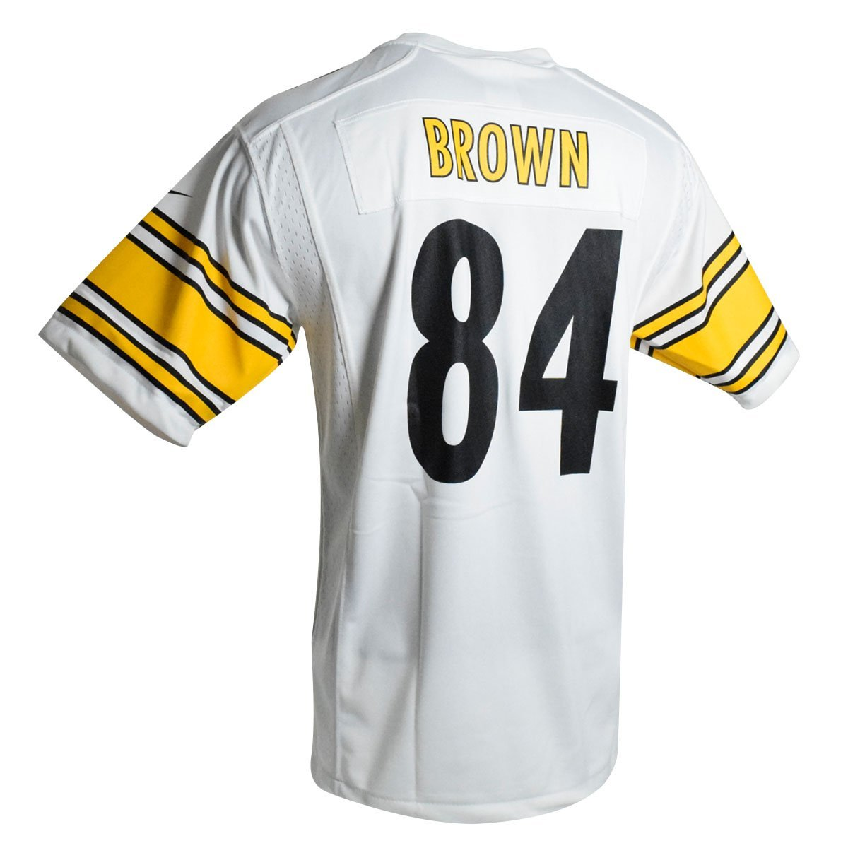 9c04dbb9203 Get Quotations · Pittsburgh Steelers Antonio Brown #84 Youth NFL Game Jersey,  White